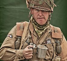 Loughborough wartime weekend 2011 by cameraimagery