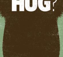 Bear Hug (Light) T-Shirt Sticker