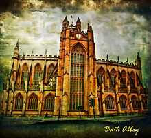 Bath Abbey by LudaNayvelt