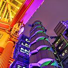 Leadenhall and Lloyds Building - Leadenhall Market Series - London - HDR  by Colin J Williams Photography