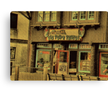 Gatlinburg, Tennessee Series, #5... The Old Timey Photo Shop, 2nd Picture Canvas Print
