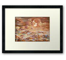 Twilight of Dreams Framed Print