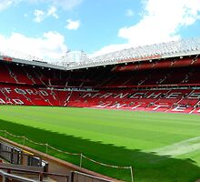 Manchester United by Steve Davies