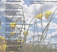You're a shining star by Jimmy Joe
