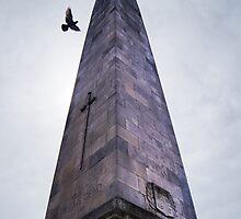 Overcast Cenotaph - Harrogate by Pseudotim