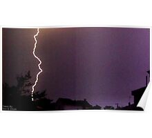 Storm Chase 2011 34 Poster