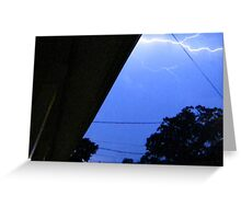 Storm Chase 2011 57 Greeting Card