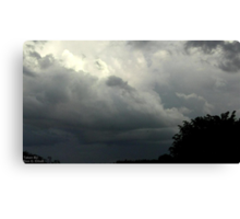 Summer Storm 2 Canvas Print