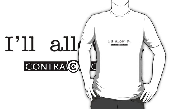 I'll Allow It. by ideedido