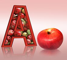 A is for Apple by Irisangel