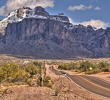 Superstitions - Apache Junction, AZ by DeNuni