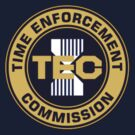 Time Enforcement Commission 2004 Logo by Christopher Bunye
