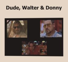 Dude, Walter & Donny by hungrypeople