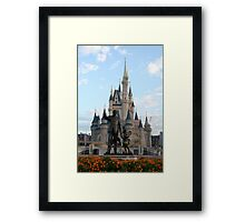 it was all started by a mouse... Framed Print