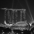 Marina Bay, Singapore by Leanne Allen