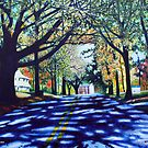 'Morehead St., Early October' by Jerry Kirk