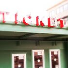 Fenway Ticket Booth by John Netto