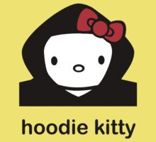 Hoodie Kitty by Brother Adam
