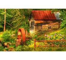 Summer Mill Photographic Print