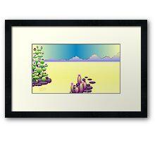 Anza-Borego Desert Framed Print