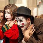 Clowns by Pawel Paszkowski