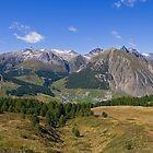 Paese fra i monti by Dav66