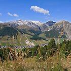 Livigno dall'alto by Dav66