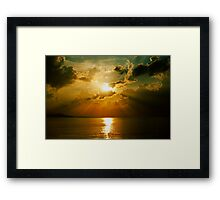 Carpe Diem Framed Print