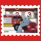 Hippo Hoppo - the firestation by StudioRenate