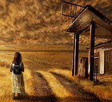 Return to Eden by Cliff Vestergaard