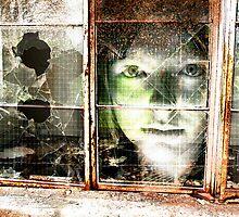 Broken Window by Nadya Johnson