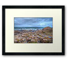 Giants Causeway Northern Ireland Framed Print