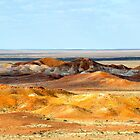 Outback Coober Pedy by Karina  Cooper