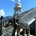 Sri Radha Krishna Temple by Shiva77