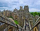 Arundel Castle by Yukondick