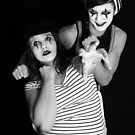 Mimes #5 by Lorna Boyer