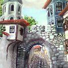 Hissar fortress  by kseniako