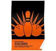 The Big Lebowski Poster Poster