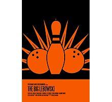 The Big Lebowski Poster Photographic Print