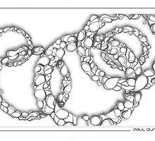 URBAN CIRCLES 2 by Paul  Dunne