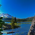 SOUTH SISTER by Joe Powell
