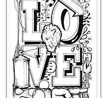 LOVE U DO by Paul  Dunne