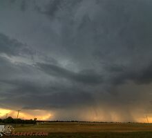 Holy Microburst Batman! by Jeremy  Jones