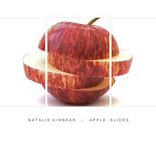 Apple Slices by Natalie Kinnear