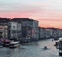 Venice by Ingrida Sokolovaite