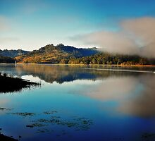 Lake Baroon Montville by Tracie Louise