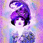 Vintage blue by jimofozz
