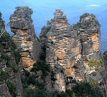 The Three Sisters by Graeme  Hyde