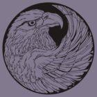 Eagle Eye by kaligraf