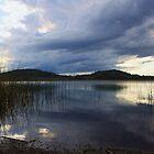 at the lake ... by gail woodbury